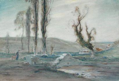 Henri FOREAU (Paris 1866 - 1938)