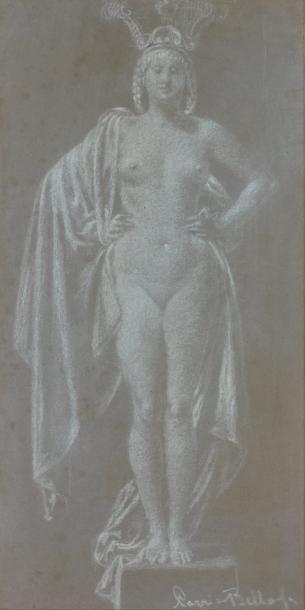 Albert-Ernest CARRIER BELLEUSE (Anizy-le-Château 1824 - Sèvres 1887)