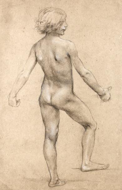 Luc Olivier MERSON (Paris 1846 - 1920)