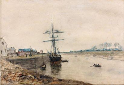 Frank BOGGS (Springfield 1855 - Meudon 1926)
