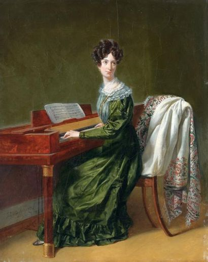 Victor DELACROIX (Bruxelles, 1842 -?)