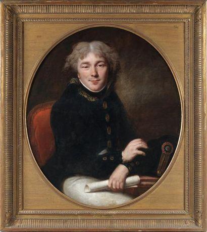 Antoine VESTIER (Avallon 1740 - Paris 1824)