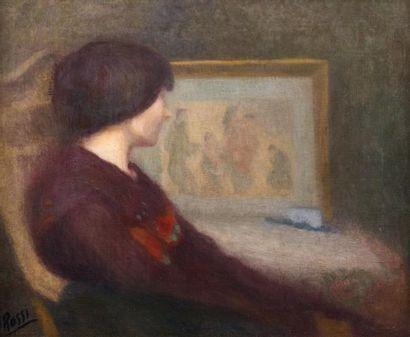 Joseph ROSSI (Plaisance 1892 - Anet 1930)