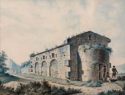 Pietro FABRIS (Actif à Naples entre 1740 et 1792)