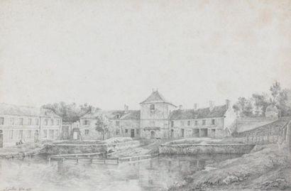 Jean - François LE GILLON (Bruges 1734 - Paris 1797)