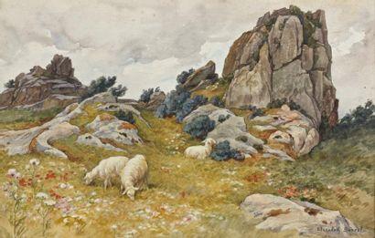 ECOLES BRETONNES des XIXème et XXème siècles Elizabeth SONREL (1874-1953)