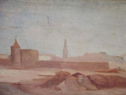 ECOLE BRETONNE du XIXème siècle