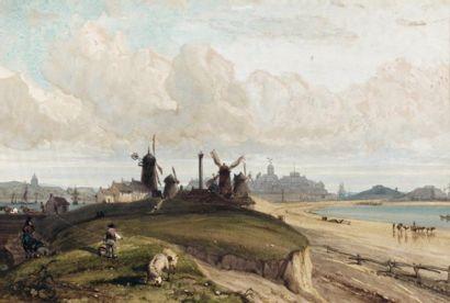 HEROULT, école bretonne du XIXème siècle