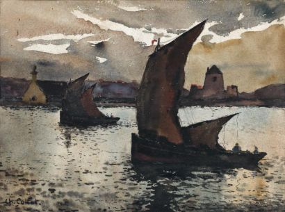 Charles COTTET (1863-1925)