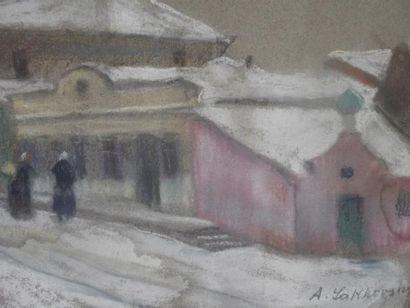 Arnold BORISSOVITCH LAKHOVSKY (1880-1937)