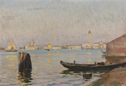 Alexander AKERBLADH (1886-1958)