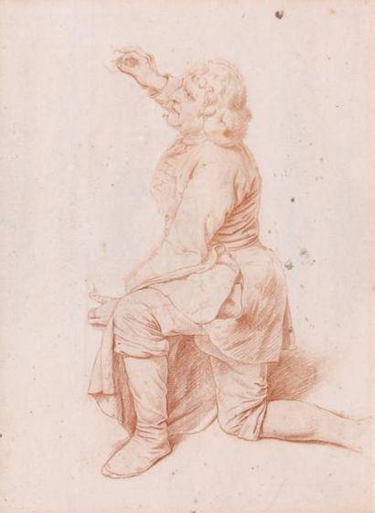 Attribué à Jan Josef II HOREMANS (1714 - 1790)
