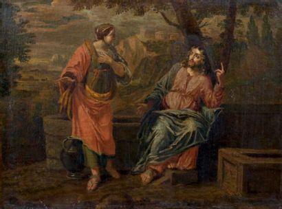 ECOLE FRANCAISE vers 1680, (suiveur de MIGNARD)