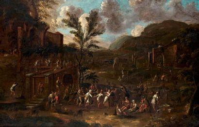 Peeter van BREDAEL (Anvers 1629 - 1719)