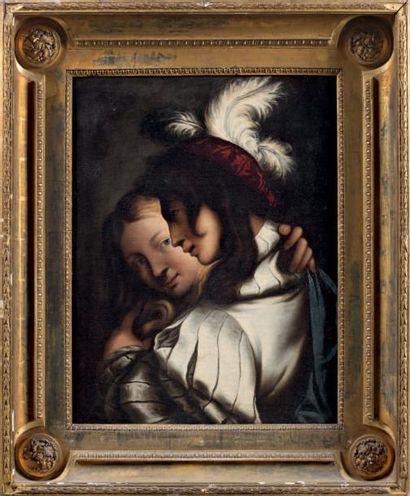 Attribué à Pietro MUTTONI, dit Pietro della VECCHIA (1603 - 1678)