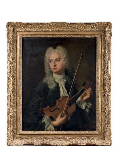 Attribué à Antoine PESNE (1683 - 1757)