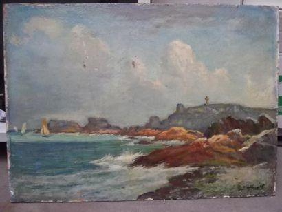 Camille KUFFERATH (XIXème - XXème siècles)