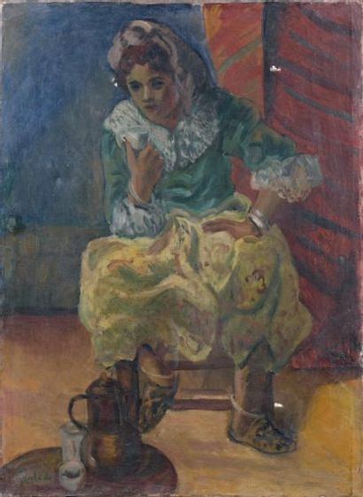 Adolphe FEDER (1886 - 1943)