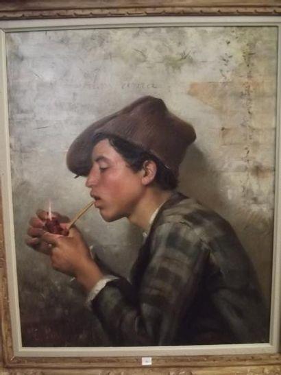 Edouard Jérôme PAUPION (1854 - 1912)