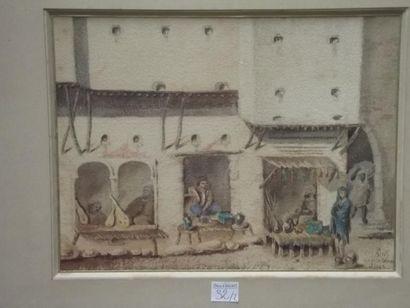Ecole ORIENTALISTE (XIXème - XXème siècles)