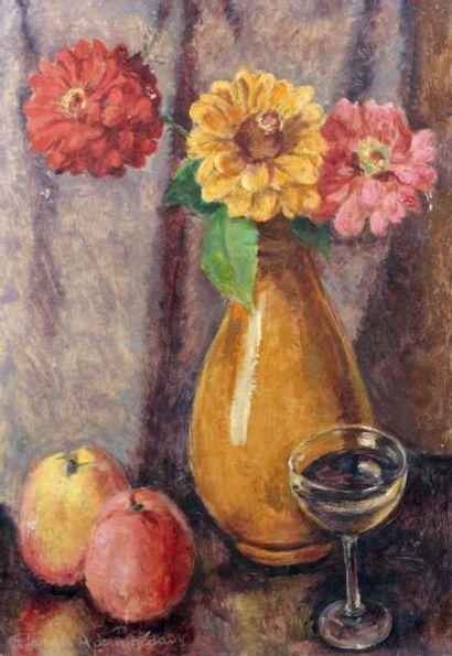 Georges A. de POGÉDAÏEFF (1897 - 1977)