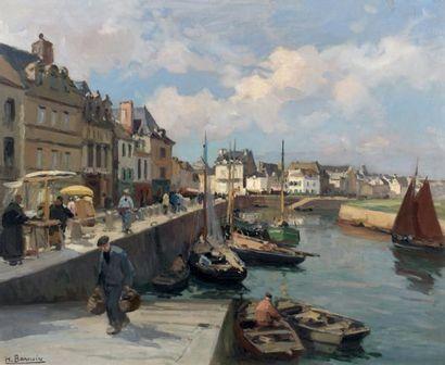 Henri BARNOIN (1882 - 1940)