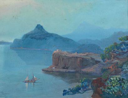 Jean-Louis PAGUENAUD (1876 - 1952)