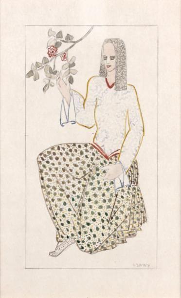 CSAKY Joseph (1888-1971)