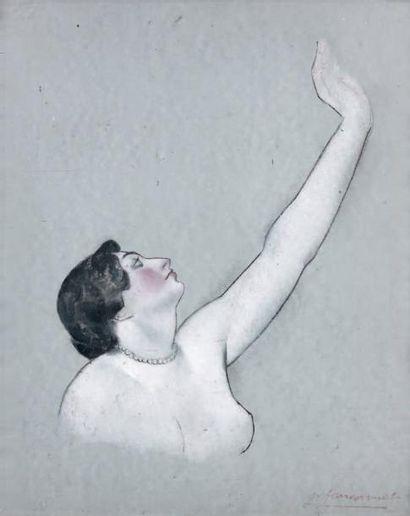 FAUCONNET Guy Pierre (1882-1960)