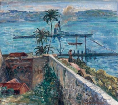 BOULARD de VILLENEUVE Maxime (1884-1971)