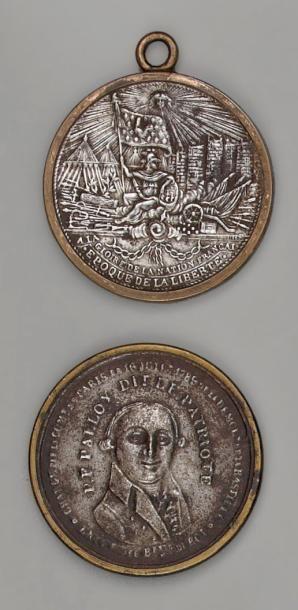 Médaille dite