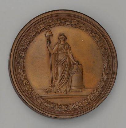 Médaille en bronze:
