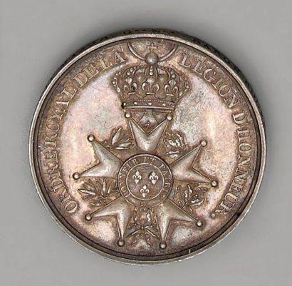 Médaille en argent, commémorative de l'ordre...