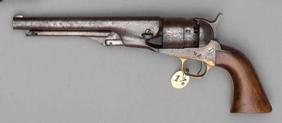 Revolver Colt modèle 1860 Army à percussion,...