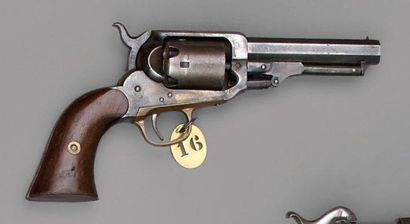 Revolver Whitney modèle pocket à percussion,...