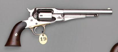 Revolver Remington new model police à percussion,...