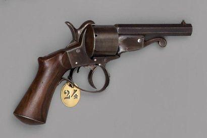 Revolver Javelle à broche, simple et double...