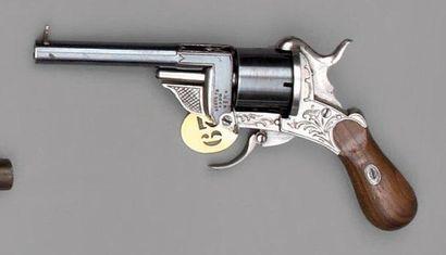 Revolver Eyraud à broche, simple et double...