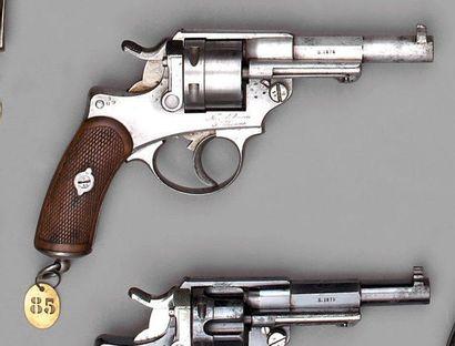 Revolver d'ordonnance modèle 1873 d'infanterie...