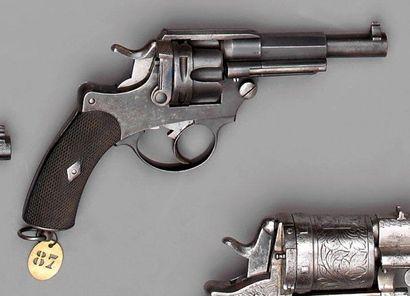 Revolver d'ordonnance d'officier modèle 1874,...