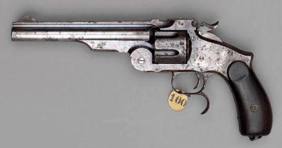 Revolver de type Smith & Wesson new model...
