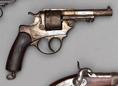 Revolver d'ordonnance modèle 1873, marqué: