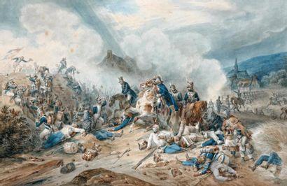 Bellangé Joseph Louis Hyppolite (1800/1866)