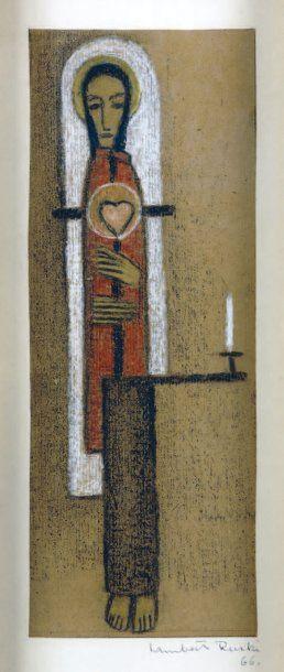 LAMBERT-RUCKI Jean (1888-1967)