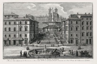 [ARCHITECTURE]. VASI (Giuseppe) & PIRANÈSE...