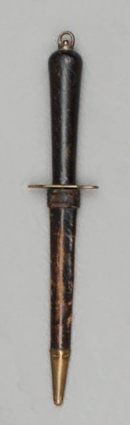 Poignard d'abordage modèle 1833, poignée...