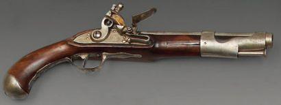 Pistolet de cavalerie modèle 1763/1766, fabrication...