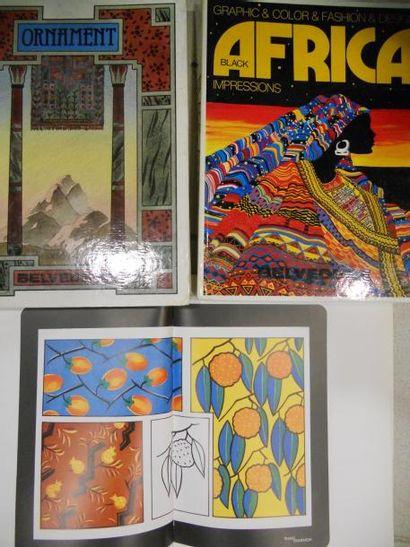 Réunion de 3 ouvrages de la collection Belvedere...