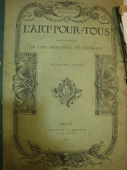 L'Art pour Tous, Encyclopédie de l'Art Industriel...