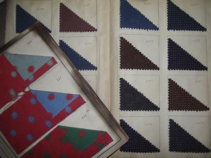 Union Textile de Roanne, lainages fantaisie...